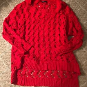 Millau Red Sweater (From LF stores)